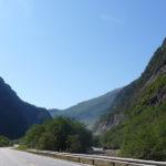 Śnieżną drogą do Hjelledalen (13/63)