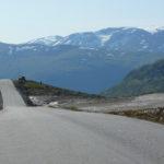 Śnieżną drogą do Hjelledalen (19/63)