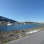 Śnieżną drogą do Hjelledalen (21/63)