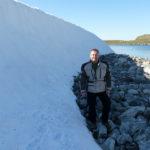Śnieżną drogą do Hjelledalen (26/63)