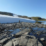 Śnieżną drogą do Hjelledalen (27/63)