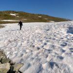 Śnieżną drogą do Hjelledalen (50/63)