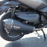Yamaha X-Max 400 - detale (9/24)