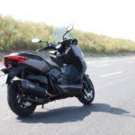 Yamaha X-Max 400 - prezentacja (8/17)