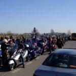 Galeria z Ogólnopolskiego Otwarcia Sezonu Motocyklowego Bemowo 2004 (03.04.2004) (9/28)