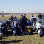Galeria z Ogólnopolskiego Otwarcia Sezonu Motocyklowego Bemowo 2004 (03.04.2004) (12/28)