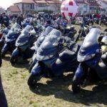 Galeria z Ogólnopolskiego Otwarcia Sezonu Motocyklowego Bemowo 2004 (03.04.2004) (15/28)