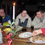 Zdjęcia z wigilijnego śledzika 23.12.2004 (3/13)