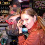 Zdjęcia z wigilijnego śledzika 23.12.2004 (10/13)