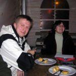 Zdjęcia z wigilijnego śledzika 23.12.2004 (11/13)